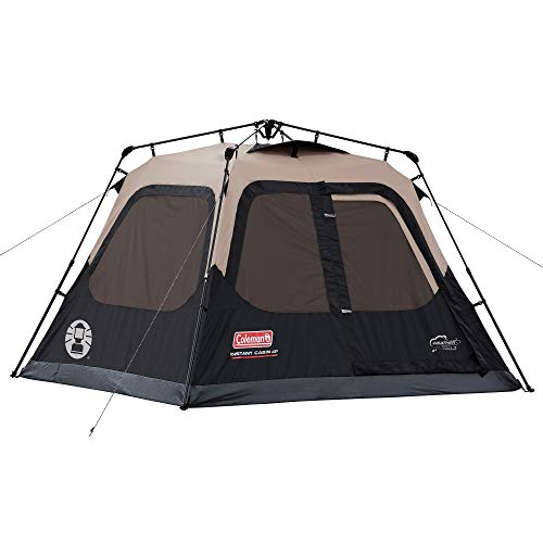 Coleman 4-Person Instant Cabin (Renewed)