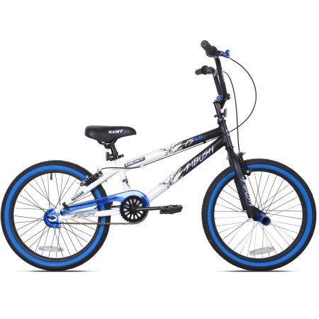 "KENT 20"" Ambush Boys' BMX Bike, 42062, Blue (Blue)"