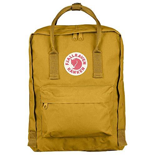 Fjallraven, Kanken Classic Backpack for Everyday, Ochre
