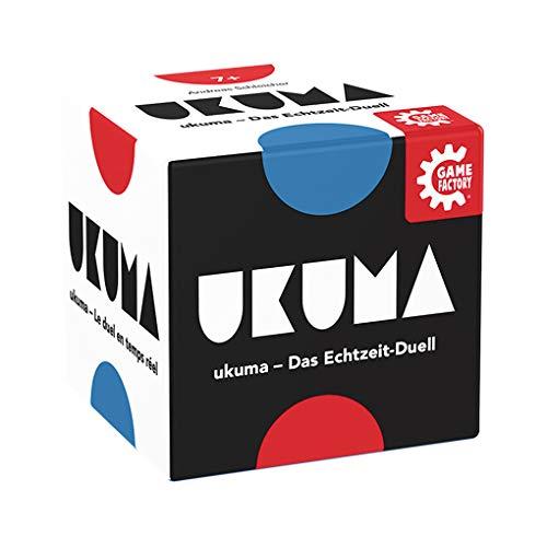 GAMEFACTORY 646235 Ukuma - Das Echtzeit-Duell