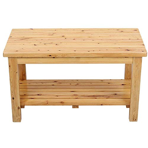 BXU-BG Zapatero para sala de estar, zapatero de madera, para pasillo de almacenamiento, de pie, color madera, tamaño: 80 x 38 x 46 cm