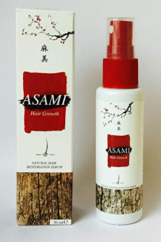 Asami Hair Growth 50ml Haarwuchsmittel - Neu & OVP