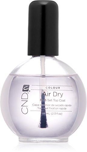 Creative Nail Air Dry, 0.33 Fluid Ounce