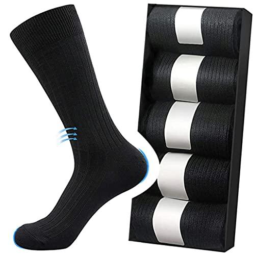 靴下 メンズ ビジネス ソックス 吸汗通気 防臭 四季兼用