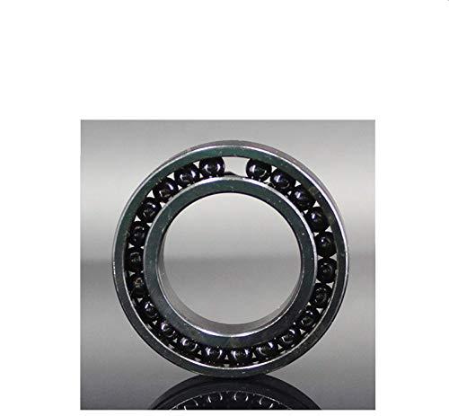 FMTZZY Cojinete de repuesto duradero firme seguro 6810 Rodamiento de alta temperatura 50x65x7mm 500 grados Celsius rodamientos de sección delgada Rodamiento de bolas completo (2 unidades)