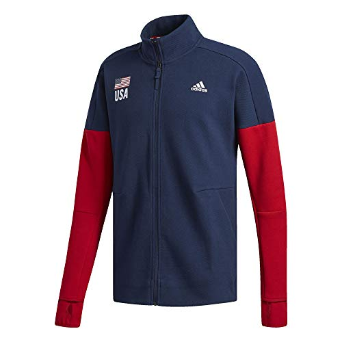 adidas USA Volleyball Warm-Up Jacket Men's