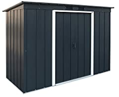 Pent Roof Eco 8x4