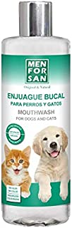 MENFORSAN Enjuague Bucal Antisarro para Perros Y Gatos - 310