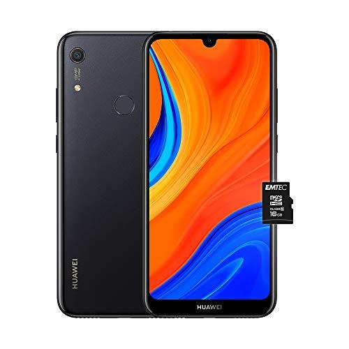 HUAWEI Y6s e MicroSDHC 16 GB Class 10, Smartphone con 32 GB, Display 6.09