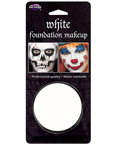 Horror-Shop Halloween & Karneval Make-up weiß