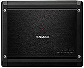 Kenwood Excelon X801-5 5-Channel Car Amplifier