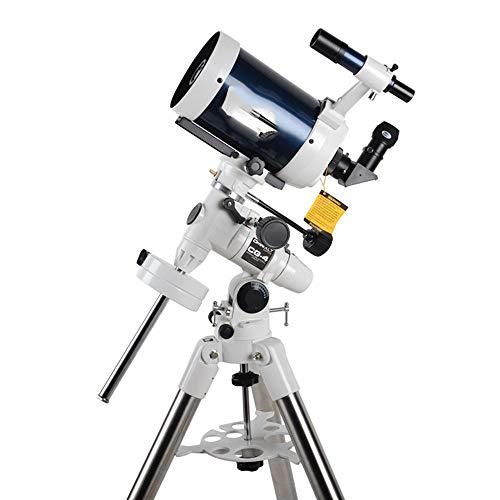 ZXF Mirando las estrellas Profesional 127 XLT adulto Telescopio astronómico HD visión nocturna del espacio profundo Pantalla de temperatura segura y precisa
