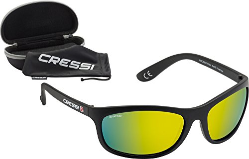Gafas de sol Cressi amarilas Unisex Adulto