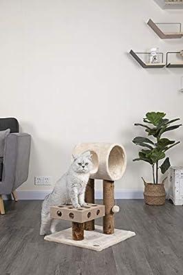 """Go Pet Club IQ Busy Box Cat Tree, 17.75"""" x 20"""" x 26"""""""