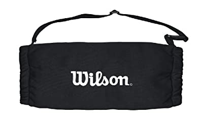 Wilson Youth Football Hand Warmer (Black)