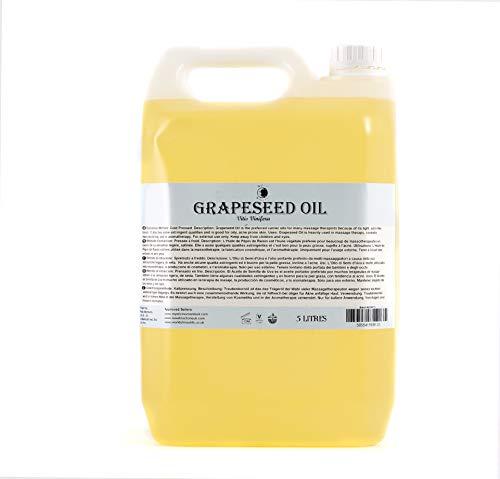 Olio Vettore di Vinacciolo - 5 Litri - 100% Puro