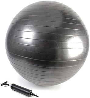 Pelota para yoga, fitness, pilates con bomba