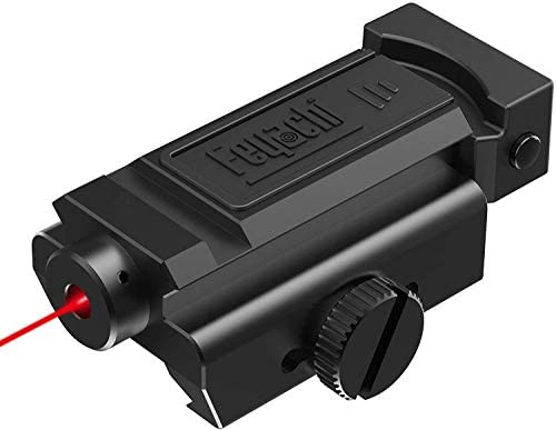 Feyachi PL 31 Laser Sight Compact Shockproof Red Dot Laser Sight with Picatinny Rail for Pistol product image
