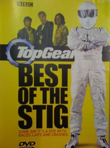 Top Gear - Best of the Stig by Richard Hammond, James May Jeremy Clarkson