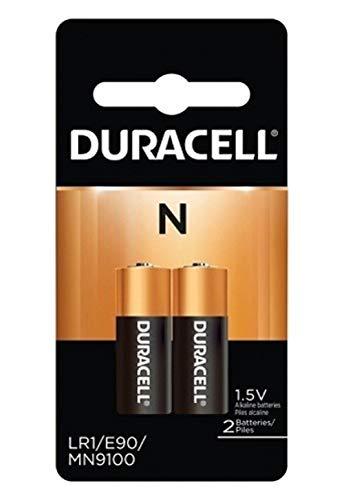 Duracell Alkaline 1.5V Battery, Size N 2 ea (Pack of 6)