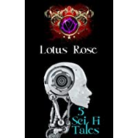 5 Sci Fi Tales (English Edition)