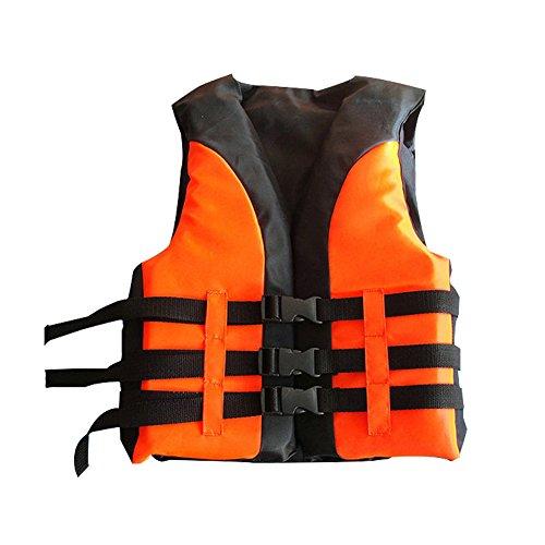 CHAOBEITE Schwimmwesten Rettungswesten für Kinder und Erwachsene, Verschiedene Größen und Farben