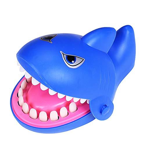 LAARNT Plastik Tricky Bite Hand Hai Spielzeug Multiplayer Interaktives Spiel Spielzeug