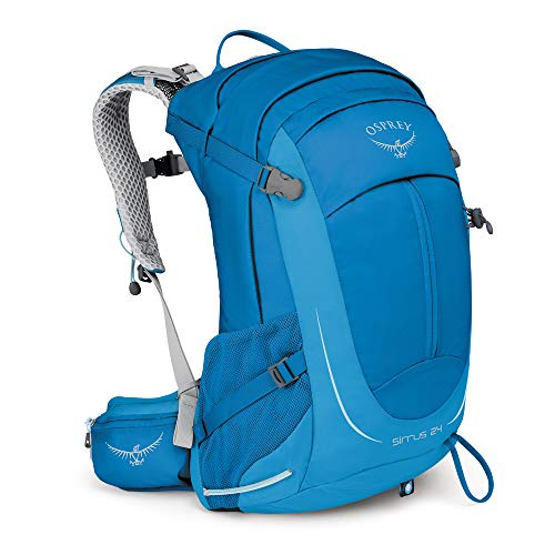 Osprey Sirrus 24 Women's Hiking Backpack Summit Blue, One Size