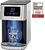 Profi Cook PC-HWS 1145 Heißwasserspender, Edelstahlgehäuse, heißes Wasser auf Knopfdruck in circa...