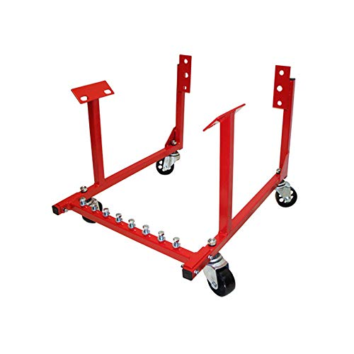 Prolinemax 1000 lbs Cap. Engine Cradle Engine Stand Engine Dolly Chevy v8 Style