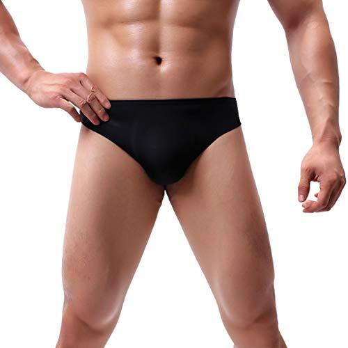 JFSFAS Herren Unterhose,Herren Jockstrap Sport Maenner Tanga Bequeme String Dessous Reizwäsche Hipster Unterwäsche