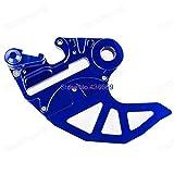 KIILING Protector de protección del Disco de Freno Trasero para KTM 125 250 350 450 525 530 200 300 400 SX SXF XC XCF EXCX 2004-2020 2019 2018 2017 2017 2017 (Color : Blue)