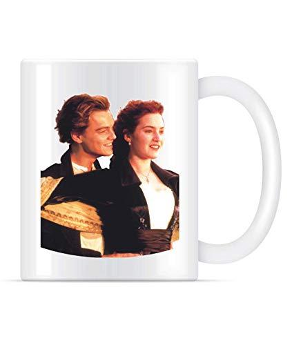 NA Taza de café clásica James Camerons Titanic para Mujeres y Hombres,...