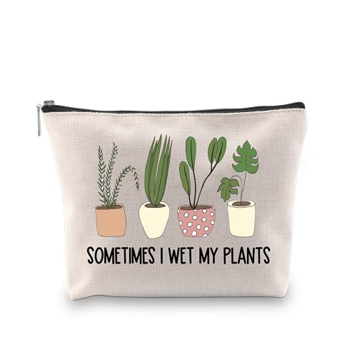 Generic WCGXKO Plant Lover Gift Sometimes I Wet My Plants Funny Gardening Gift...