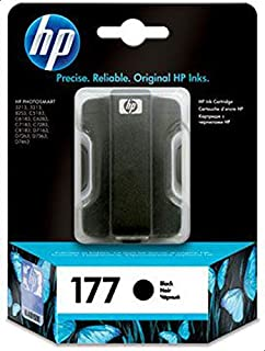 HP 177 Black Original Ink Advantage Cartridge - C8721HE
