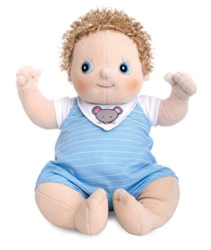 Rubens Barn Baby 120081Erik Bambola di pezza con Scatola