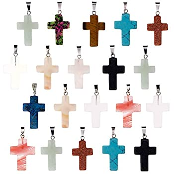 Best cross charms wholesale Reviews
