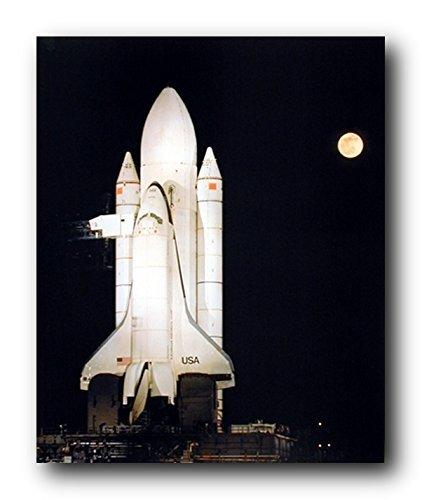 "HommomH 50"" x 80"" Blanket Throw Comfort Thin Soft Air Conditioning NASA Space Shuttle Night Moon"