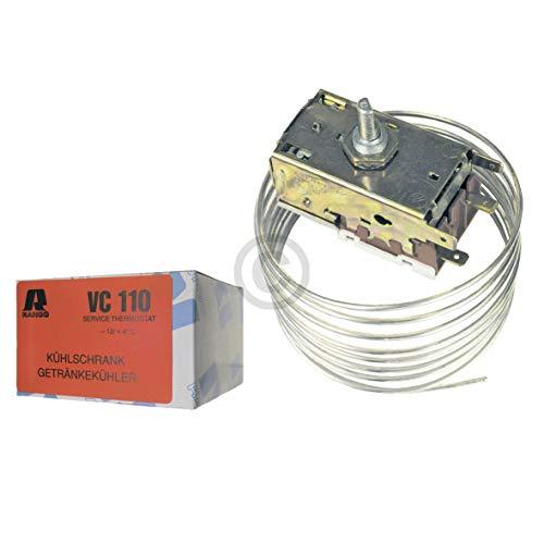 Termostato VC110 K50-H1108 da RANCO - 12 a +4 °C