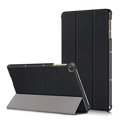 XITODA Hülle Kompatibel mit Huawei MatePad T10 AGR-L09 AGR-W09 9.7''/MatePad T10S AGS3-L09 AGS3-W09 10.1'',PU Leder Stand Schutzhülle für Huawei MatePad T 10/ T 10S Hülle Cover,*schwarz