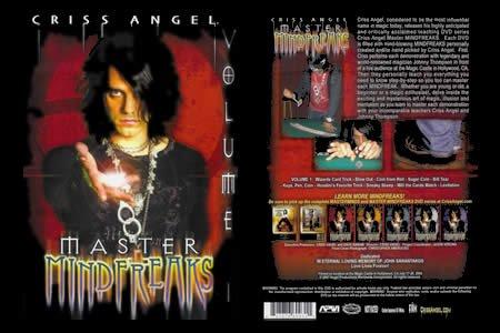 Mindfreaks by Criss Angel - Volume 1 - DVD