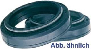 Ariete Gabelsimmerringe / Gabeldichtringe, Dichtungssatz 35 x 48 x 11 mm, Simmerringe / Gabeldichtringe für Motorrad Gabel / Standrohr, passend für BMW K 1200 RS, K589, Bj. 1997