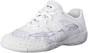 Nfinity Vengeance Cheer Shoe (Pair), White, Youth 3