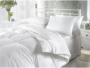 Comfy All Seasons 144 Thread Count Cotton Single Super Soft Duvet, White