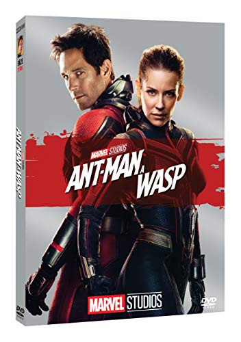 Ant-Man a Wasp DVD - Edice Marvel 10 let / Ant-Man and the Wasp (tschechische version)