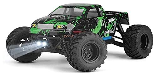 SXLCKJ 1:18 Scale 25KM / H 4WD Todoterreno Todoterreno Monster Trucks, Coche de Control Remoto de Alta Velocidad, Regalos de Juguete Rally Buggy de 2,4 GHz (Coche Inteligente)