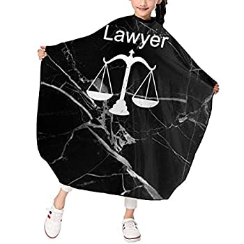 Lawyer Kids Haircut Cape Hair Salon Capes For Hair Cutting & Styling