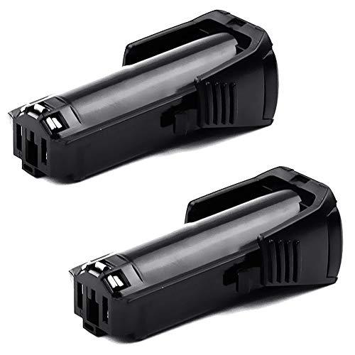 CELLONIC 2X Batería Premium 3.6V, 1.5Ah, Li Ion Compatible con Bosch GSR Mx2Drive, GSR Prodrive, PS10, SPS10,SPS 10-2, 36019A2010 bateria de Repuesto 2607336242, 2607336241,BAT504 Pila