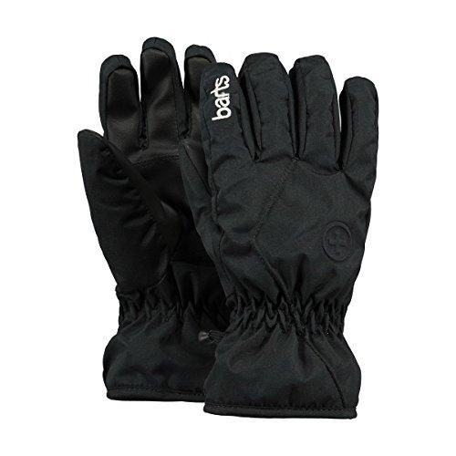 Barts Jungen Handschuhe, Schwarz (Schwarz), 5 (8-10 Jhare)