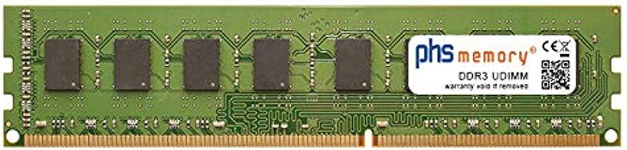 PHS-memory 8GB RAM módulo para ASRock Fatal1ty 990FX Professional DDR3 UDIMM 1600MHz PC3L-12800U